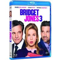 Bridget Jones 3 Blu Ray