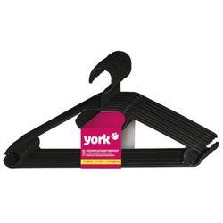 York Wieszak na ubrania 067090 czarny