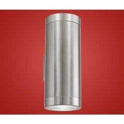 Zewnętrzna lampa elewacyjna predazzo 93994 metalowa oprawa ścienna kinkiet ogrodowy led 5w outdoor ip44 antracyt marki Eglo