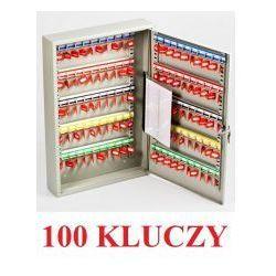Szafka na klucze - 100 haczyków niemieckiej marki officeforce marki Profioffice