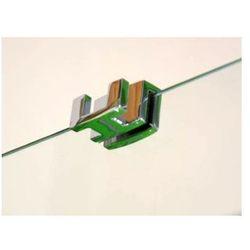 Radaway wieszak do mocowania na szkle 6mm w kabinach bezprofilowych WR-001