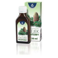 Oleofarm Olejek pichtowy z igieł jodły syberyjskiej 50 ml  (5907078675398)