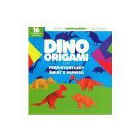 Dinoorigami, czyli prehistoryczny świat z papieru (9788378552529)