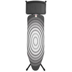 Deska do prasowania Brabantia Titan Oval z podstawką na generator pary 124x38 cm, 101083