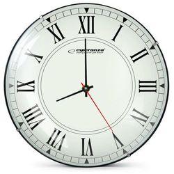 zegar ścienny roma (ehc018r) darmowy odbiór w 21 miastach! marki Esperanza