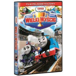 Tomek i Przyjaciele. Wielki wyścig. DVD (film)