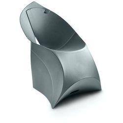 Flux Krzesło  junior szare zimne