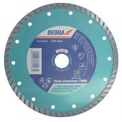 Tarcza do cięcia DEDRA H1099 110 x 22.2 diamentowa turbo z kategorii tarcze do cięcia