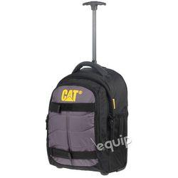 Plecak na kółkach Caterpillar Derrick - czarno-szary z kategorii Pozostałe plecaki
