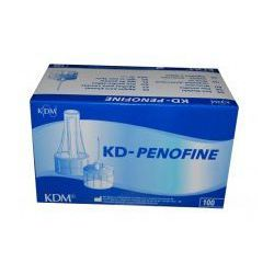 Igły do penów KD-Penofine 30G 0,3x8 - produkt z kategorii- Igły do strzykawek