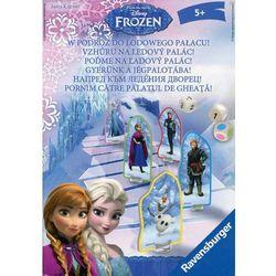 Ravensburger, Kraina Lodu, W podróż do lodowego pałacu, gra planszowa