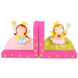 Podpórka pod książki dla dzieci - księżniczki marki Bigjigs toys