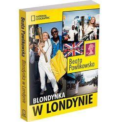 Blondynka w Londynie, pozycja z kategorii Książki sportowe