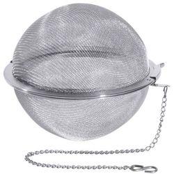 Sitko do herbaty i ziół o średnicy 150 mm z łańcuszkiem | , 3307/150 marki Contacto