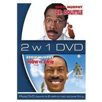 2 w 1 Dr Dolittle / Mów mi Dave (DVD) - Brian Robbins, Betty Thomas