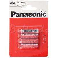 bateria cynkowo-węglowa Panasonic R03 AAA (blister) - sprawdź w wybranym sklepie