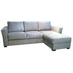 9design Sofa narożna rozkładana classic szara