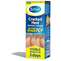 Scholl krem na pękającą skórę pięt Active Repair K+, 60 ml z kategorii Kremy do rąk