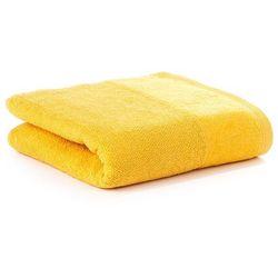 Ręcznik Velour żółty, 50 x 100 cm, , 50 x 100 cm