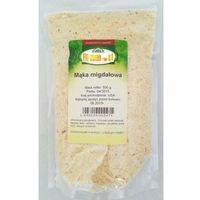 Mąka migdałowa z migdałów prażonych 500g, USA