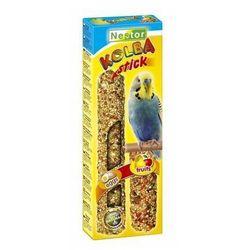 Nestor  kolba 2w1 papuga mała jajko i owoc, kategoria: pokarmy dla ptaków
