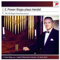 E. Power Biggs Plays Handel: The 16 Concertos And More (CD) - E. Power Biggs