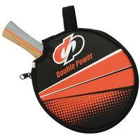 Allright Pokrowiec na rakietę do tenisa stołowego  dp ob2 orange 1/2 - pomarańczowy