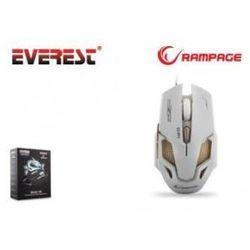 Mysz Rampage SMX-R1 White Darmowy odbiór w 20 miastach! - sprawdź w wybranym sklepie