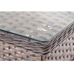 MEBLE OGRODOWE TECHNORATTANOWE COLORADO BROWN - produkt dostępny w GardenWorld