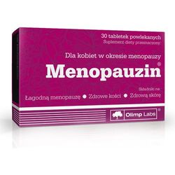 Olimp Menopauzin, tabl.powl., 30 szt, produkt z kategorii- Witaminy i minerały