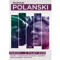 Galapagos Roman polański - pakiet (3 dvd)