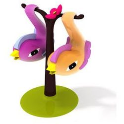 Solniczka i pieprzniczka Paradise Birds - sprawdź w wybranym sklepie