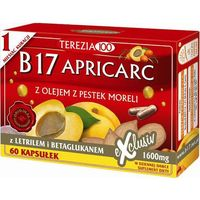 Terezia Witamina b17 apricarc 60 kapsułek