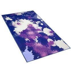 Dywan kolorowy 80 x 150 cm krótkowłosy KADIRLI