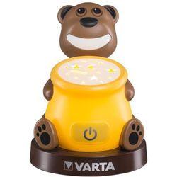 Varta paul the bear lampka nocna, 3aa + bezpłatna natychmiastowa gwarancja wymiany!