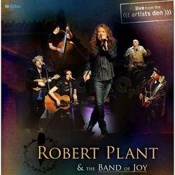 ROBERT PLANT & THE BAND OF JOY - LIVE FROM THE ARTIST'S DEN (DVD) z kategorii Muzyczne DVD