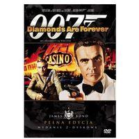 James Bond ekskluzywna edycja 2-płytowa. 007: Diamenty są wieczne - Guy Hamilton