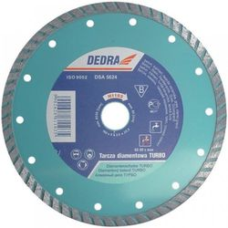 Tarcza do cięcia DEDRA H1104 230 x 22.2 mm turbo z kategorii tarcze do cięcia