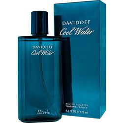 Davidoff Cool Water EDT 125ml z kategorii Wody toaletowe dla mężczyzn