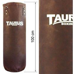 Worek bokserski Taurus Pro Luxury z kategorii Gruszki i worki treningowe