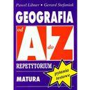 Geografia A-Z Pytania testowe (opr. miękka)