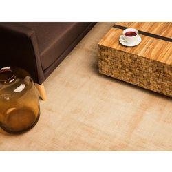 Dywan beżowy 140x200 cm krótkowłosy - chodnik - wiskoza - gesi marki Beliani