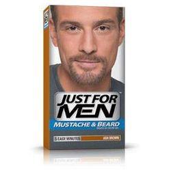 Just For Men M-20 CHŁODNY BRĄZ Odsiwiacz, Żel broda,wąsy,baki, Combe International Limited z HairDoktor - Zagęszczanie Włosów,Odsiwiacze