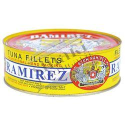 Portugalskie filety z tuńczyka w oleju roślinnym Ramirez 800g, kup u jednego z partnerów