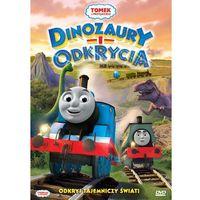 Tomek i przyjaciele. Dinozaury i odkrycia. DVD z kategorii Filmy animowane