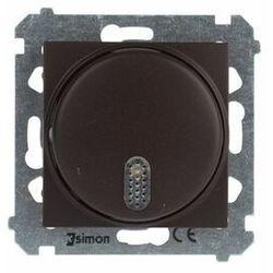 SIMON 54 Dzwonek elektroniczny (moduł) 8–12 V~; brąz mat DDT1.01/46 WMDD-020xxK-046