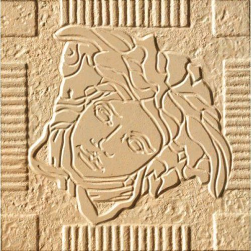 PALACE STONE Angoli Rivestimenti Medusa Beige 9,8x9,8 (P-21) ze sklepu 7i9.pl Wszystko  Dla Domu