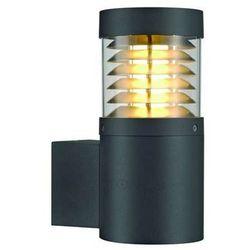 Zewnętrzna LAMPA elewacyjna F-POL WALL 231585 Spotline aluminiowa OPRAWA ścienna do ogrodu IP54 tuba outdoor antracyt, kup u jednego z partnerów