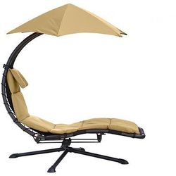 Fotel hamakowy, cappuccino DRM360