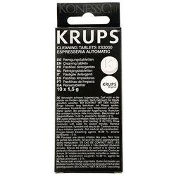 Tabletki czyszczące do ekspresu KRUPS XS3000 - produkt z kategorii- Akcesoria do ekspresów do kawy